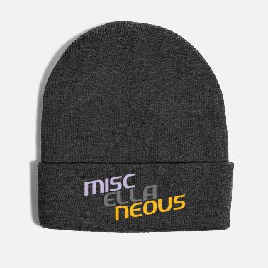 Miscellaneous miscellaneous english gift slogan colored motive - Winter Hat