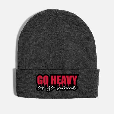 Go Go Heavy Or Go Home - Winter Hat