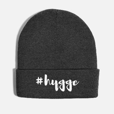 Scandinavia Hygge Feel Good Quote Hashtag Living Scandinavia - Winter Hat