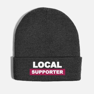 Region Regional Local Supporter Supporters - Winter Hat
