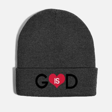 God God is love - Winter Hat