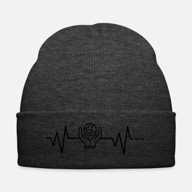 Bio Heartbeat - Environment Sustainable Bio Eco Climate Nature - Winter Hat