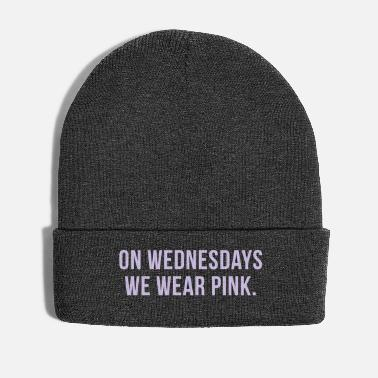 Wear On wednesdays we wear pink - Cappello invernale