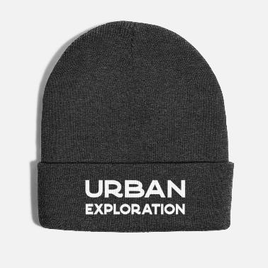 Urban Urban exploration - Winter Hat