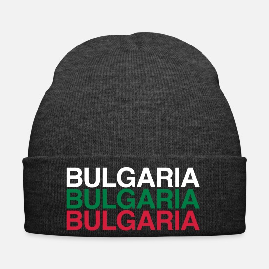 Burgas Caps & Hats - BULGARIA - Winter Hat asphalt