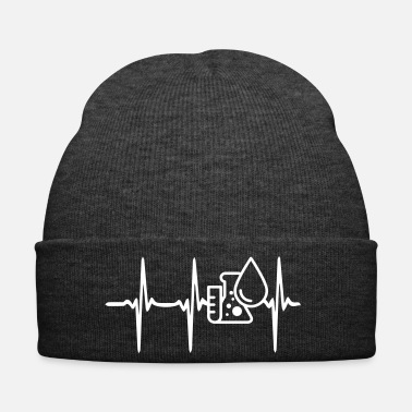 Science Heart Beat Science - Bonnet d'hiver