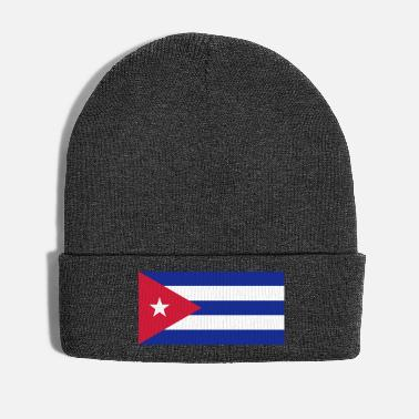 Caribbean National flag of Cuba - Winter Hat