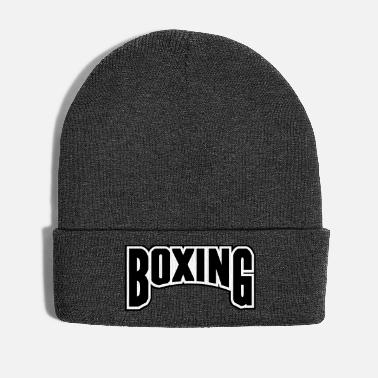 Knock Out boxing - Wintermütze