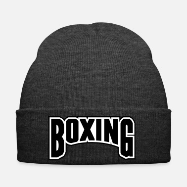 Punch boxe - Cappellino invernale