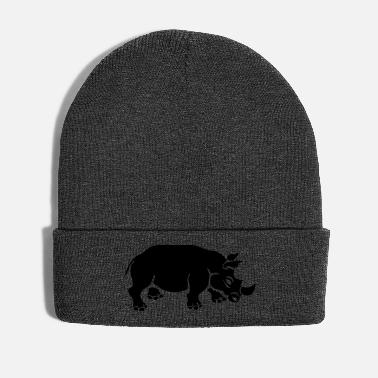 Rhinoceros rhinoceros - Winter Hat