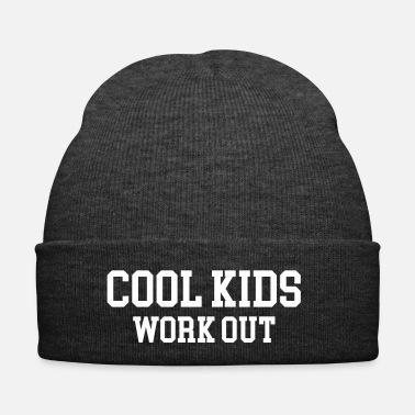 Funny Gym Cool Kids Work Out Gym Quote - Pipo dee077cd5d