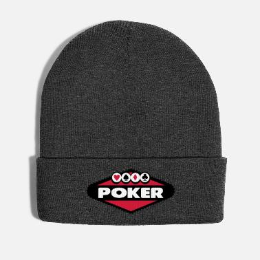 Poker pokers - Winter Hat