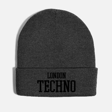Bass London Techno - Wintermütze