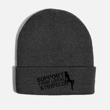 Local Support your local strip club - Winter Hat