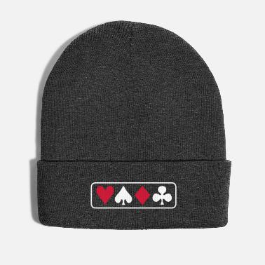 Hold'em poker horizontal pokergame - Cappello invernale