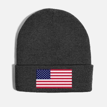 Republican National Flag Of The USA - Winter Hat