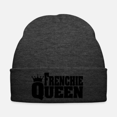 Bouledogue Français FRENCHIE QUEEN bouledogue français - Bonnet d'hiver