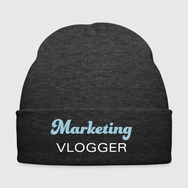 Marketing Vloggers and Bloggers - Winter Hat