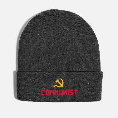 Castro Communist with hammer and sickle - Vinterhue