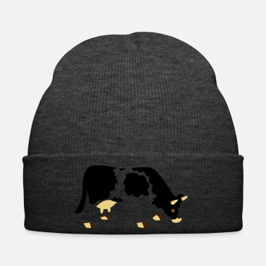 Cow Cow with holes - Winter Hat