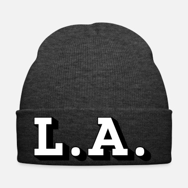 Californie LA Los Angeles 3D - Bonnet d'hiver