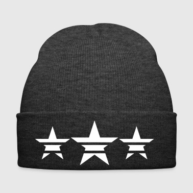 Three stars with stripes - Winter Hat