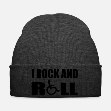 Rock N Roll je rock and roll - Bonnet d'hiver