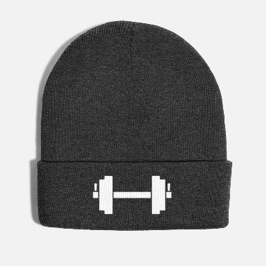 Weights Dumbbell for weight training - Winter Hat
