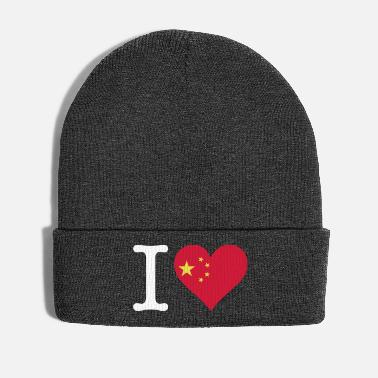 Beijing I Love China - Winter Hat