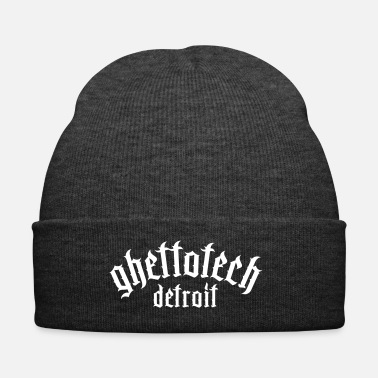 Detroit Gettotech Detroit - Winter Hat