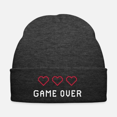 Game Over RETRO GAME OVER - Cappellino invernale