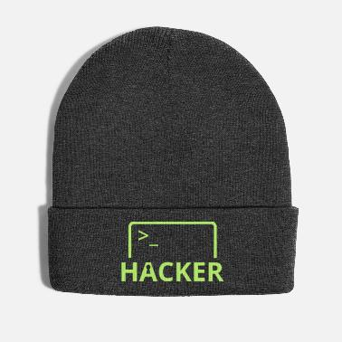 Computer Hackers Internet Computer Science hack computer science - Winter Hat