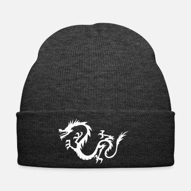 Chino Dragon Chino - Gorro de invierno