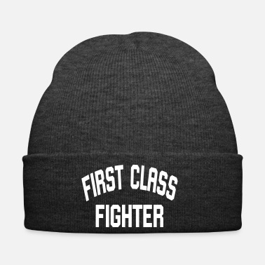 Taekwondo First Class Fighter - Bonnet d'hiver