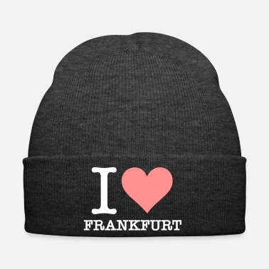 Frankfurt I Love Frankfurt - Winter Hat