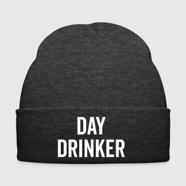 Day Drinker Funny Quote - Winter Hat