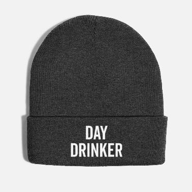Day Day Drinker Funny Quote - Wintermütze