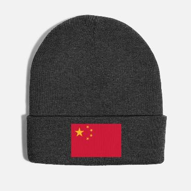 Beijing National Flag Of China - Winter Hat