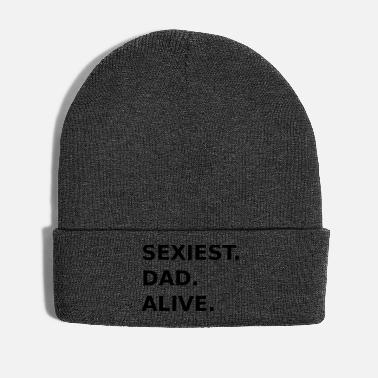 Alive SEXIEST DAD ALIVE - Winter Hat