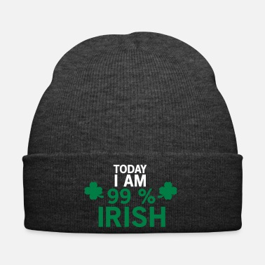 St. Patrick's Day. Shamrock. Irish. gift - Winter Hat