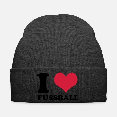 But J'aime le football - Bonnet d'hiver