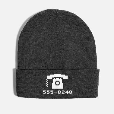 Technology PETSCII phone - Winter Hat