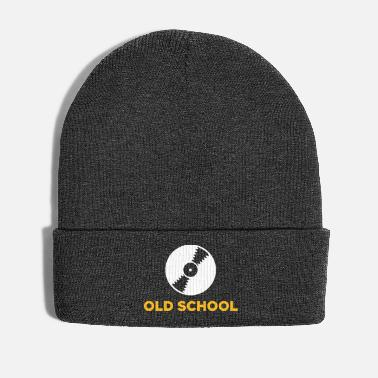 Old Music Old School Music - Winter Hat