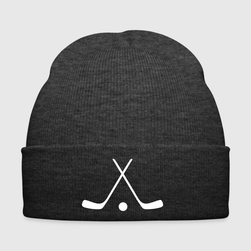 hockey sticks / hockey symbol - Winter Hat