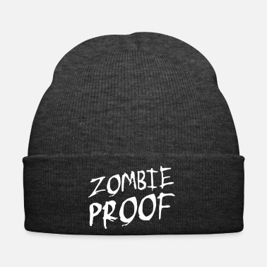 Shield Zombie Proof! - Bonnet d'hiver