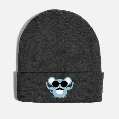 Swag Style Hipster Mouse | Swag Shirt - Winter Hat