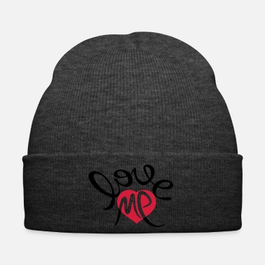 Valentines Day Love me, valentines day, marriage, birthday, heart - Winter Hat