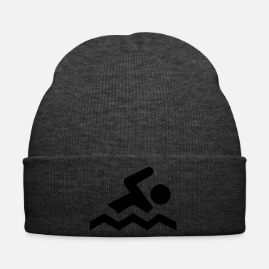 Freestyle nuotatore freestyle - Cappellino invernale
