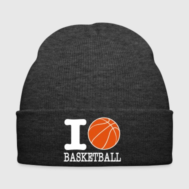 I love basketball / I love basketball - Winter Hat