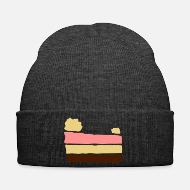 Happy Birthday regalo de la torta - Gorro de invierno